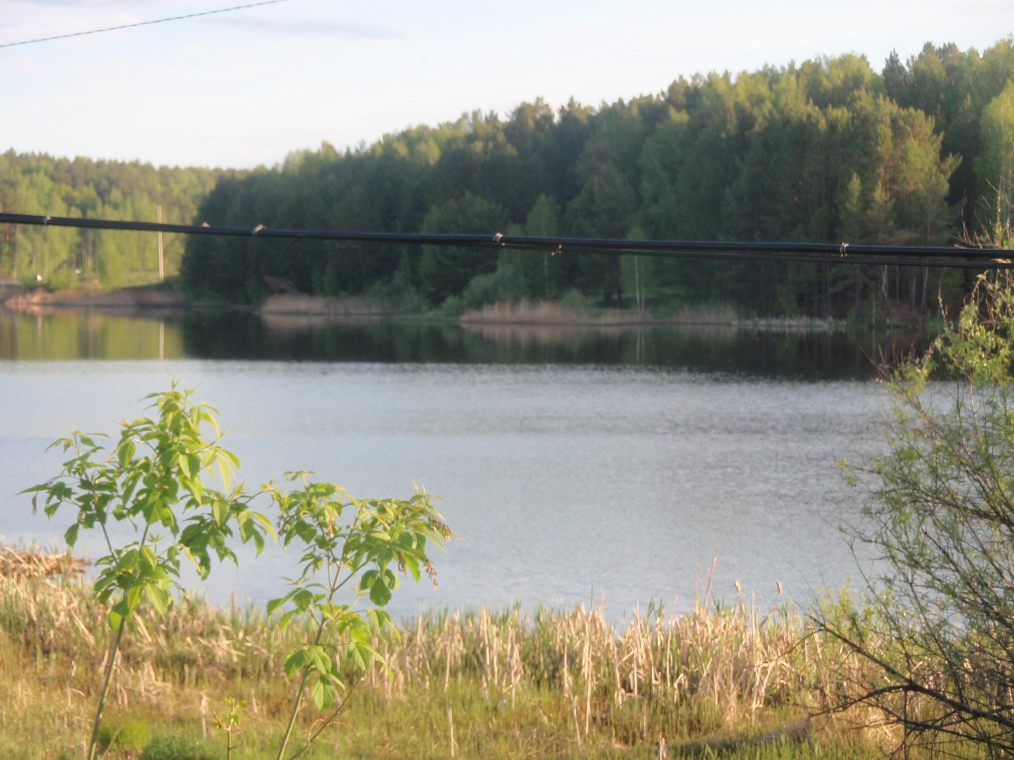 Рыбалка в коняшино карьер 1 раменский район