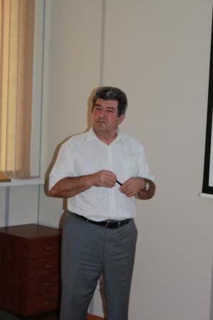 ...начальник отдела реализации Генерального плана Департамента градостроительной политики администрации Тюмени.