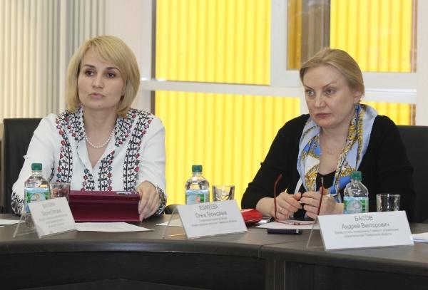 Марина Бакулина, Ольга Езикеева