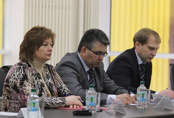 Наталья Гребенкина, Эдуард Алыков, Николай Пуртов