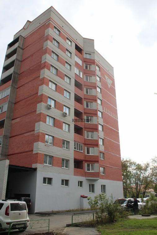 Жилой дом, Харьковская