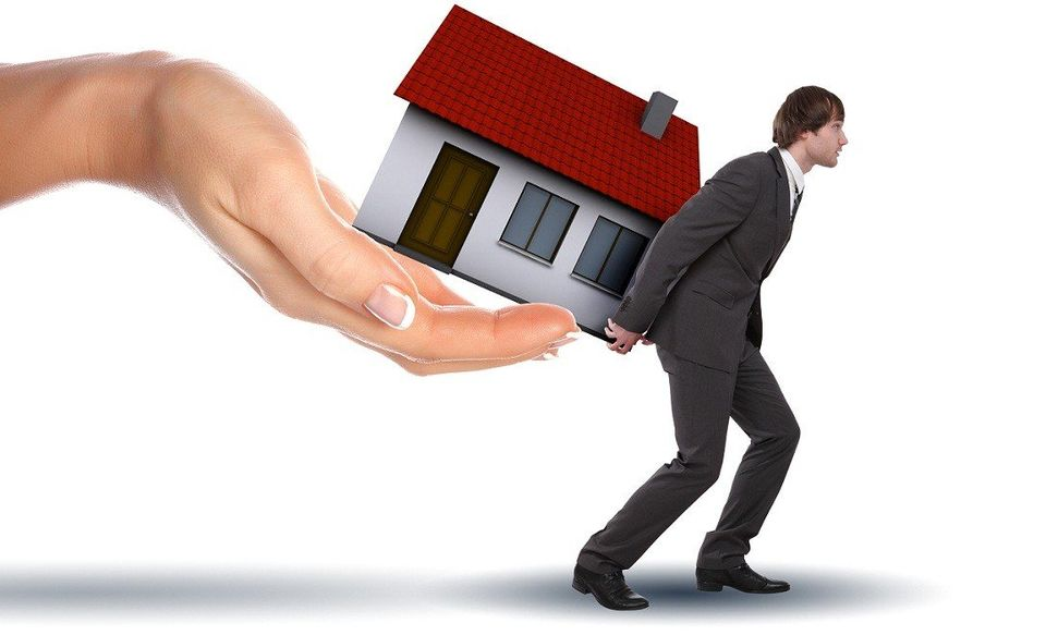 ипотека собственник не заемщик последний момент