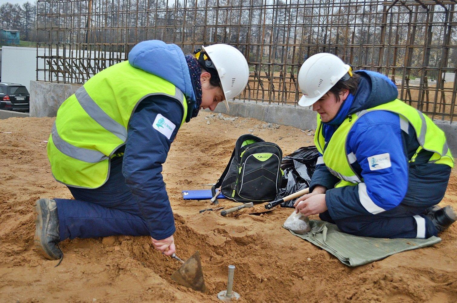 охрана окружающей среды на строительной площадке