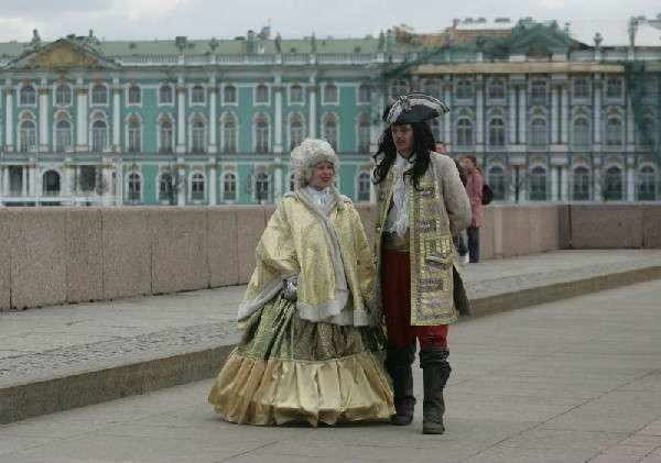 Выставки в петербурге туризм