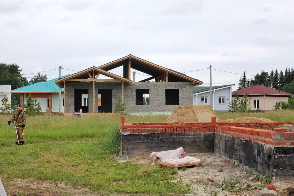 Земельные участки с коммуникациями для строительства дома Мои сограждане