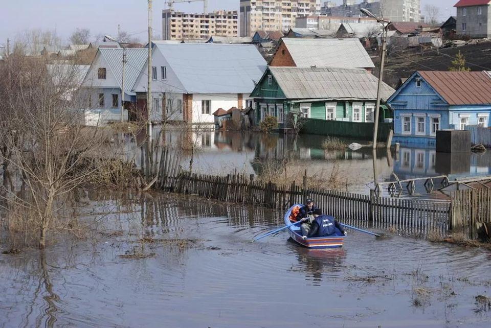 Граждан Тюменского района просят подготовиться кпаводку
