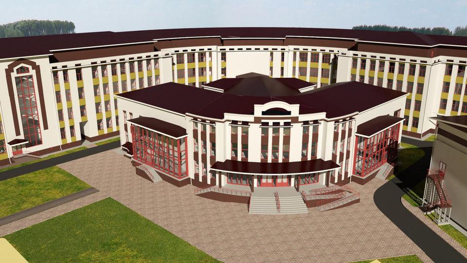 ВТюмени началась запись в новейшую школу в«Восточном-2»