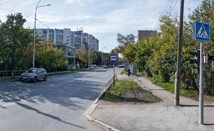 Часть улицы Максима Горького перекроют намесяц