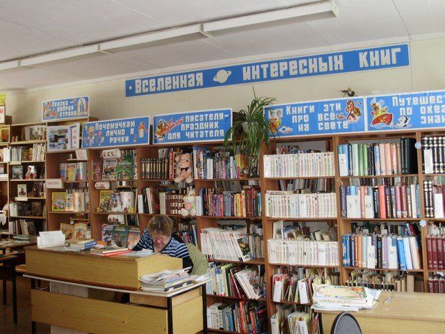В тюмени откроют обновленную библиотеку.