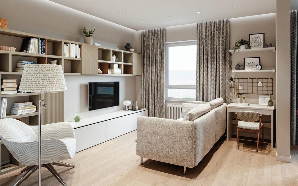 Идеальная квартира для молодой семьи?. Тюменская область