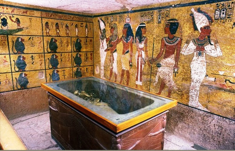 """Картинки по запросу """"2006 - Найдены саркофаги в Долине царей."""""""
