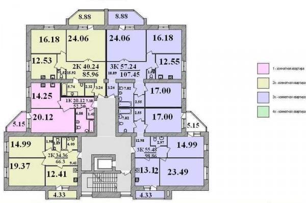 Купить квартиру с планировкой